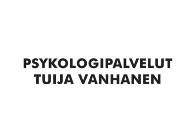 Psychological services Tuija Vanhanen